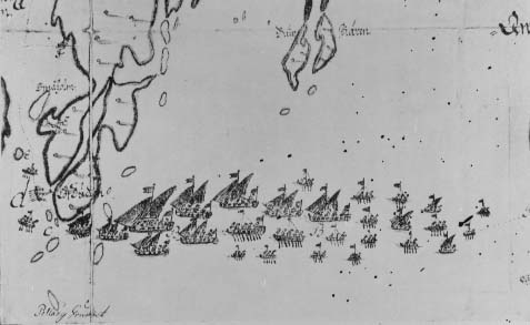 The Burial Grounds Of The Russian Galley Fleet In The Gulf Of